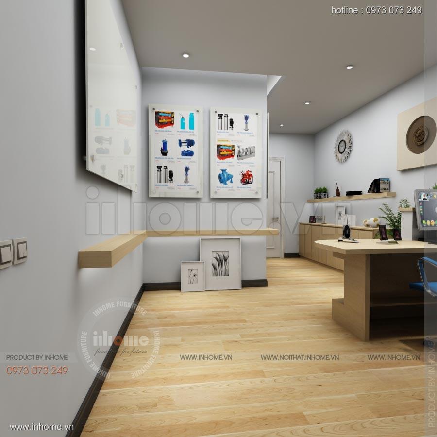 Thiết kế nội thất văn phòng công ty Nam Phát 10