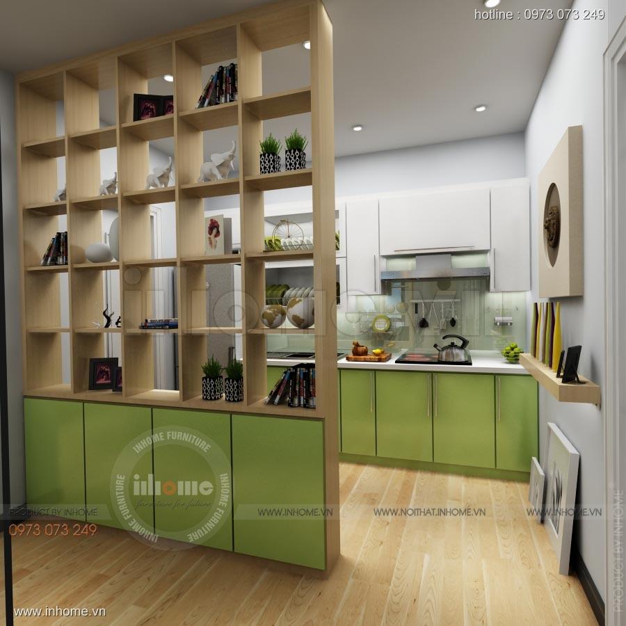 Thiết kế nội thất văn phòng công ty Nam Phát 13