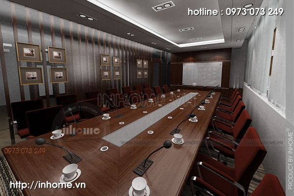 Thiết kế văn phòng luật baker&mckenzie 09