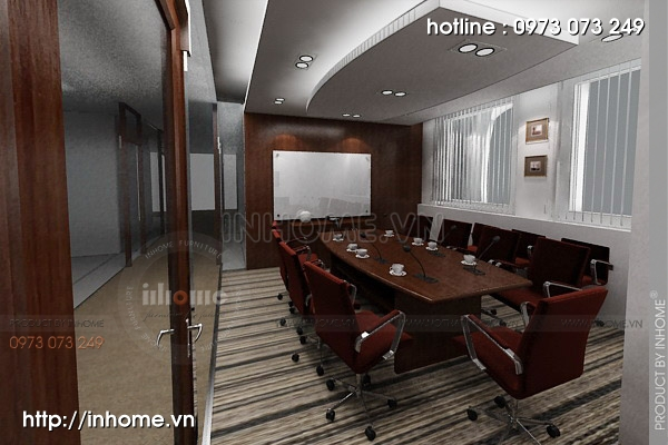 Thiết kế văn phòng luật baker&mckenzie 11