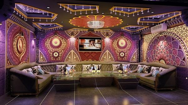 Thiết kế phòng karaoke 07
