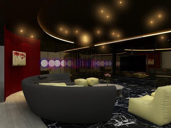 Thiết kế phòng karaoke 10