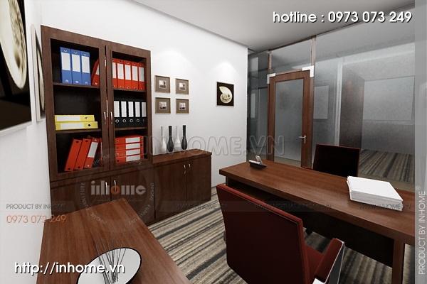 Thiết kế văn phòng luật baker&mckenzie 21