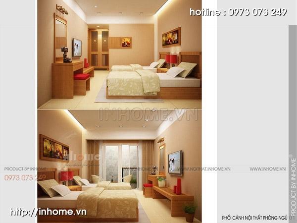 Thiết kế khách sạn hiện đại, sang trọng và độc đáo 12