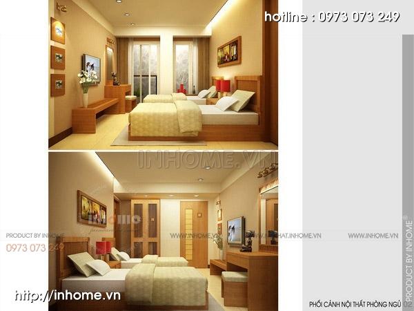 Thiết kế khách sạn hiện đại, sang trọng và độc đáo 13