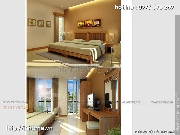 Thiết kế khách sạn hiện đại, sang trọng và độc đáo 14