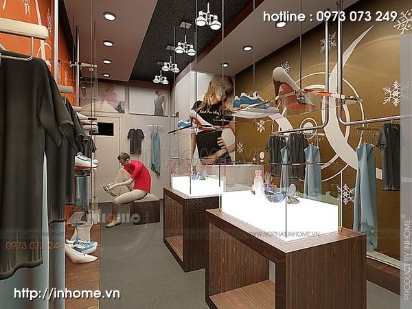 Thiết kế showroom Luxury 03