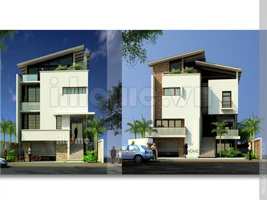 Thiết kế tổ hợp biệt thự xã An Khánh 03