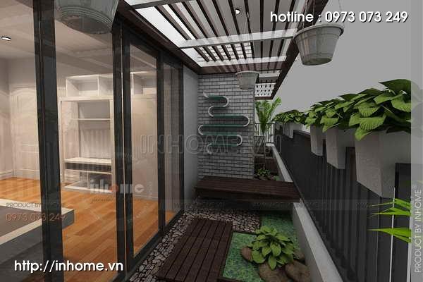 Thiết kế nội thất chung cư Láng Hạ 10