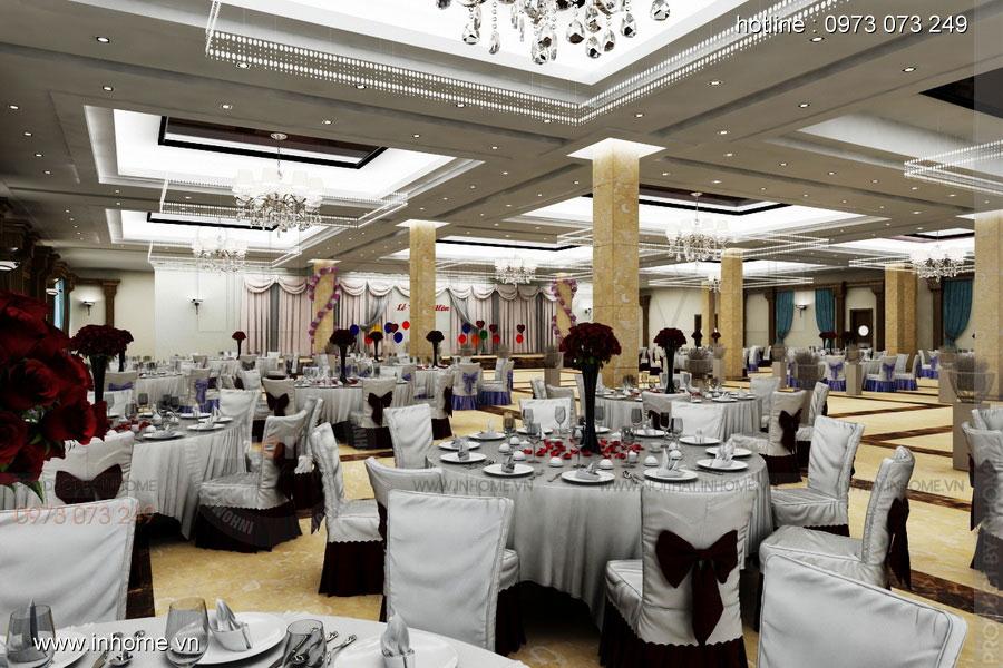 Thiết kế nội thất khách sạn LIBERTY Quảng Bình Hotel 01