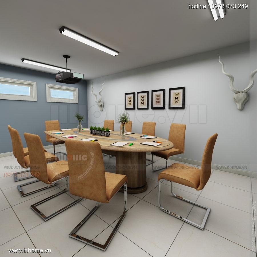 Thiết kế nội thất trường mầm non Asean 19