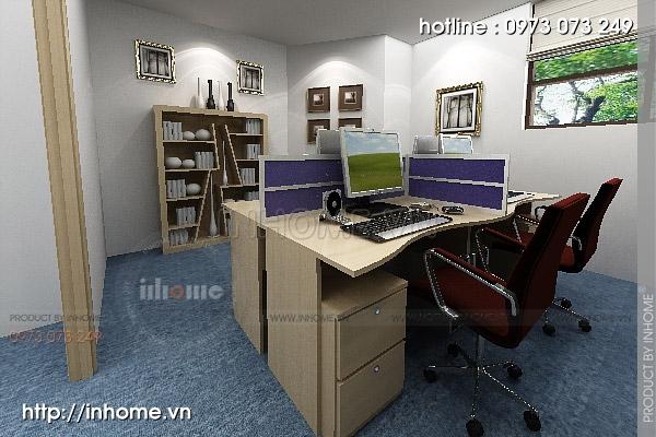 Thiết kế nội thất văn phòng luật Australia 01