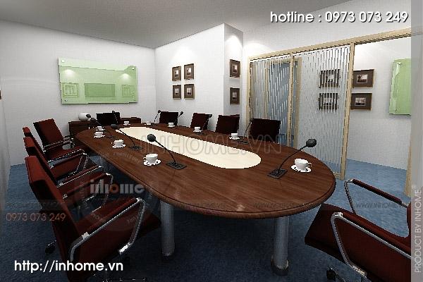Thiết kế nội thất văn phòng luật Australia 11
