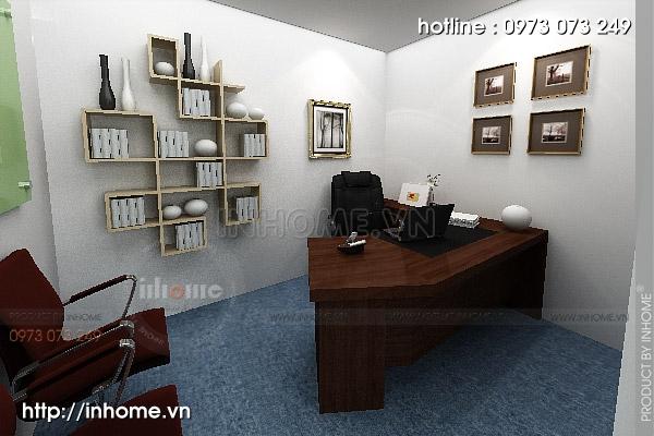 Thiết kế nội thất văn phòng luật Australia 13
