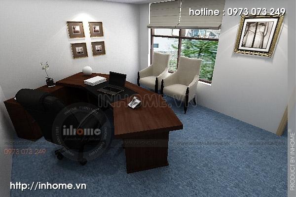 Thiết kế nội thất văn phòng luật Australia 15