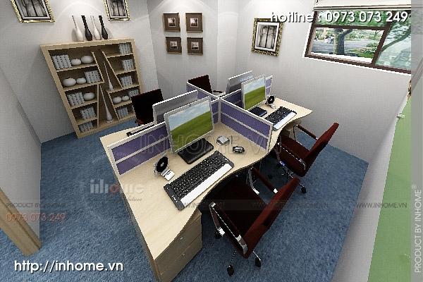 Thiết kế nội thất văn phòng luật Australia 03