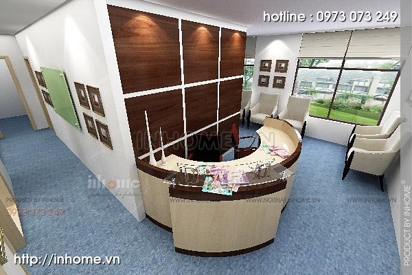 Thiết kế nội thất văn phòng luật Australia 06