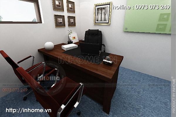 Thiết kế nội thất văn phòng luật Australia 08