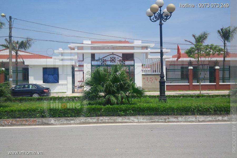 Thiết kế nội thất trường mầm non Ngôi Sao - TP Nam Định 19