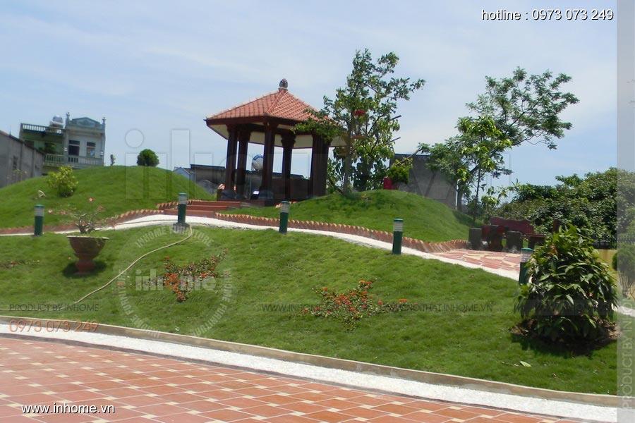 Thiết kế nội thất trường mầm non Ngôi Sao - TP Nam Định 21