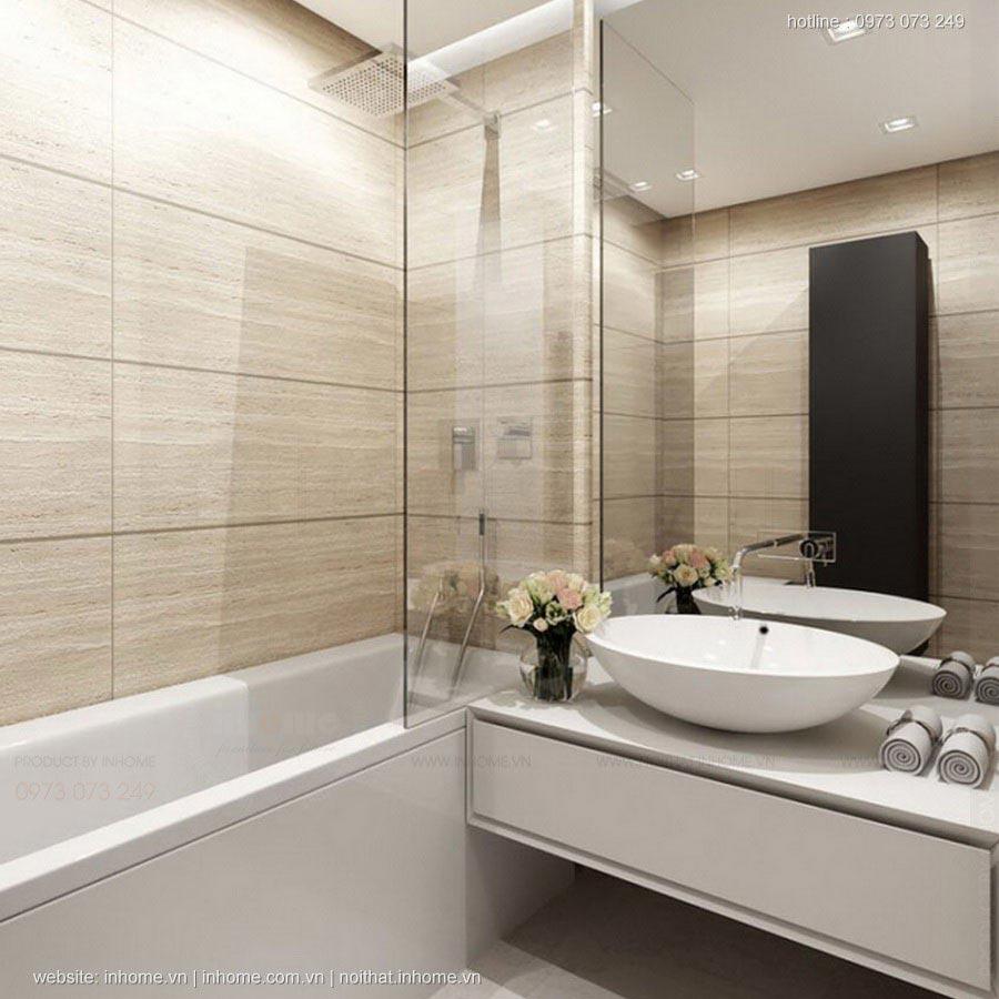 Thiết kế nội thất chung cư không gian mở đẹp miễn chê