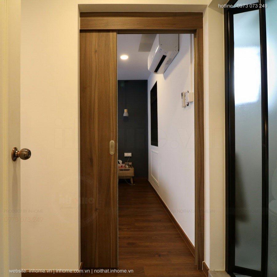 Thiết kế nội thất chung cư ct3 tây nam linh đàm