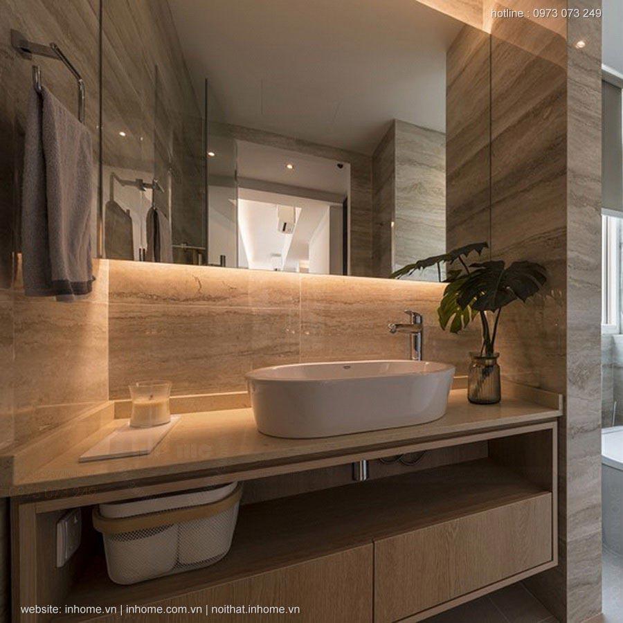 Thiết kế nội thất chung cư Dream Town