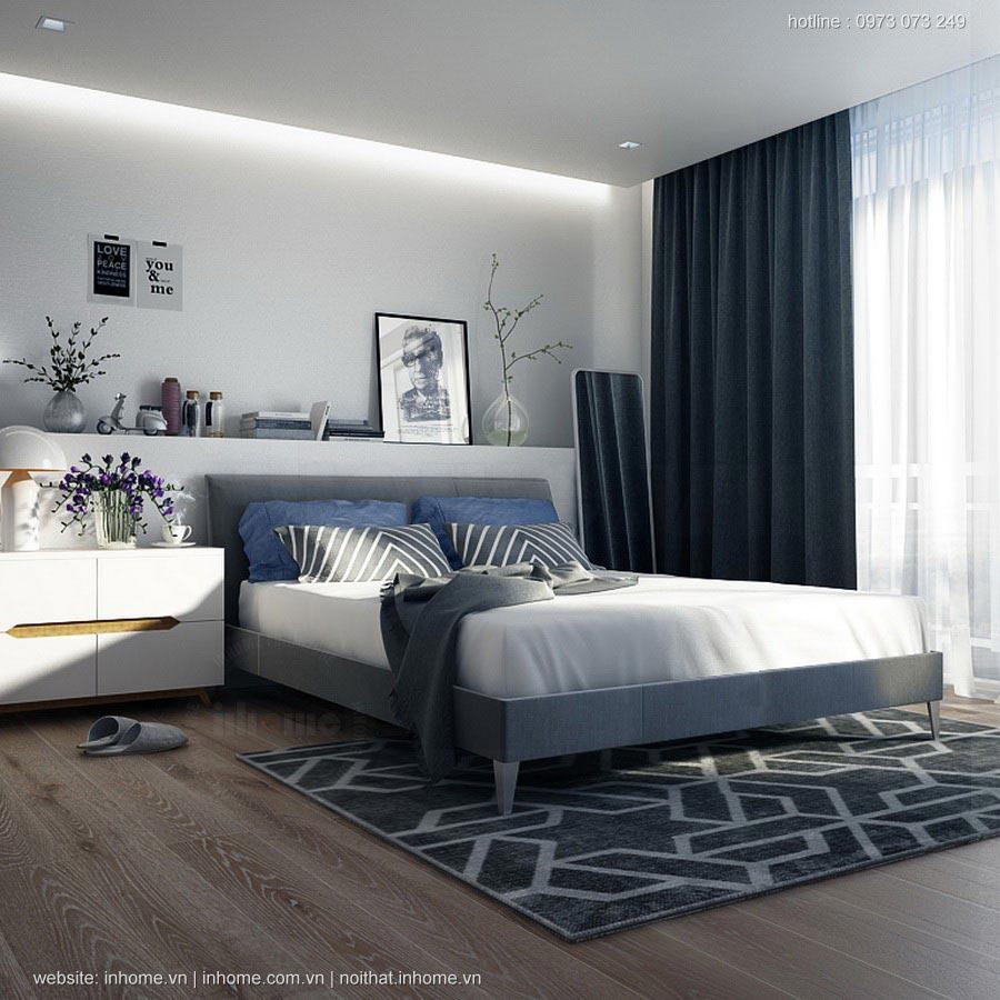 Thiết kế nội thất chung cư Ellipse Tower