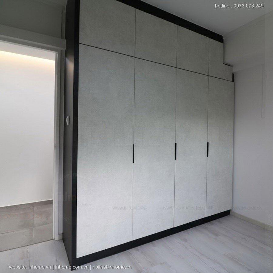Thiết kế nội thất chung cư Green House