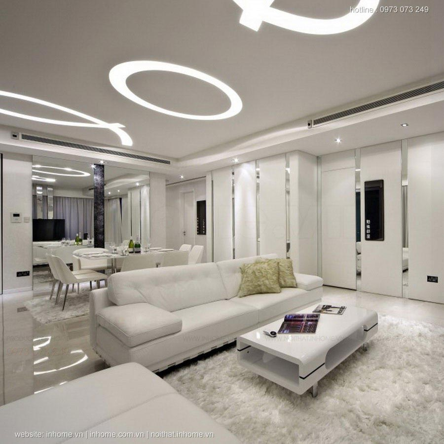 Thiết kế nội thất chung cư HUD3 Tower