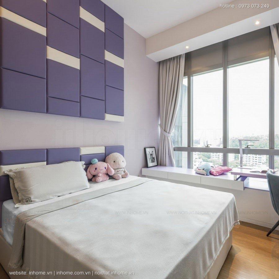 Thiết kế nội thất chung cư Mulberry Lane