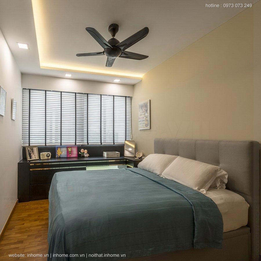 Thiết kế nội thất chung cư Mỹ Sơn Tower
