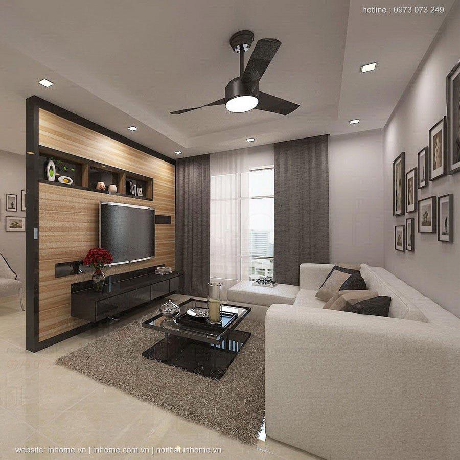 Thiết kế nội thất chung cư Star City