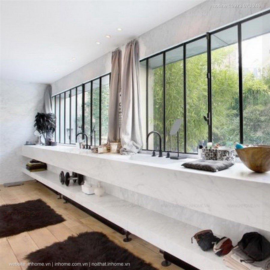 Thiết kế nội thất căn hộ phong cách Pháp