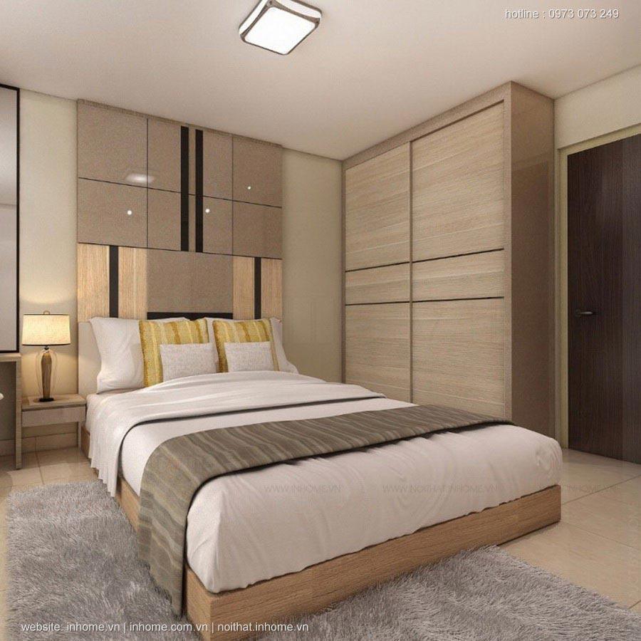 Thiết kế nội thất chung cư Hei Tower