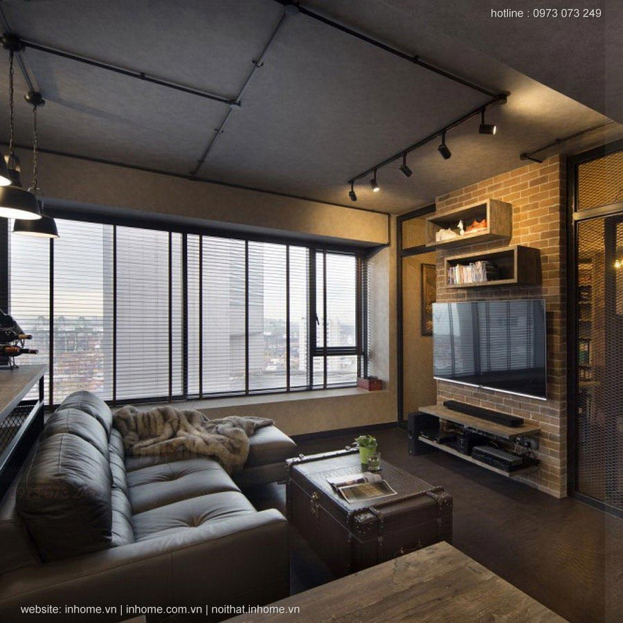 Thiết kế nội thất chung cư Mipec Riverside