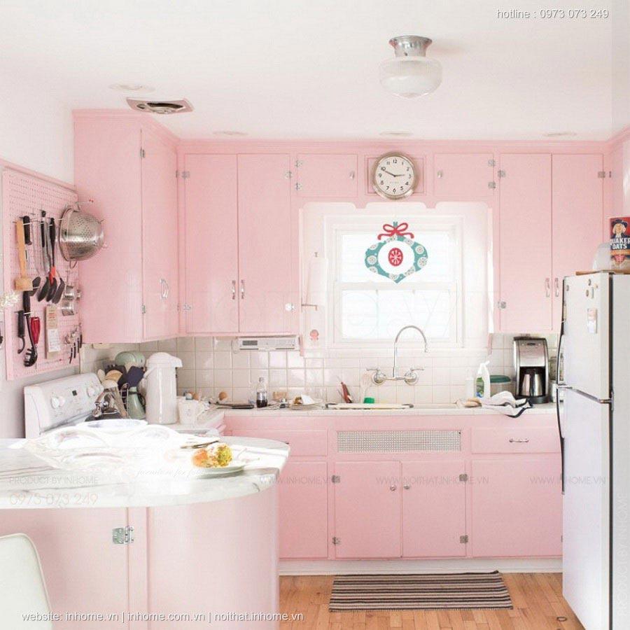 Nhà bếp, phòng ăn tiện nghi và đẹp mắt
