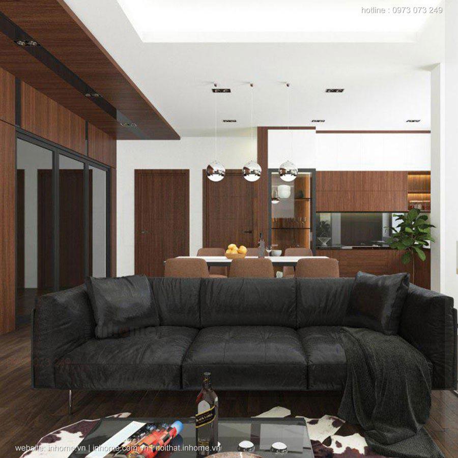 Thiết kế căn hộ 48 m2 đẹp, California, Mỹ