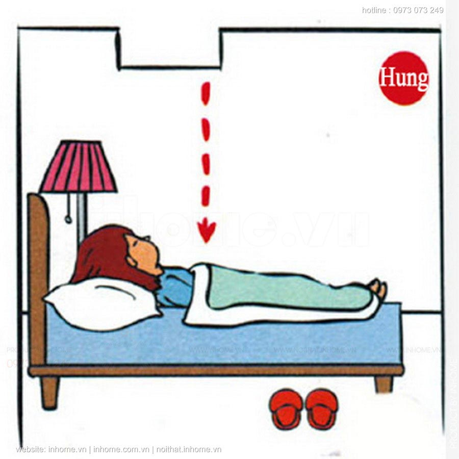 Cấm kị trong phòng ngủ