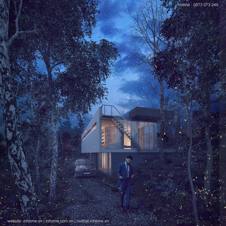 Những ngôi nhà đẹp như truyện cổ tích
