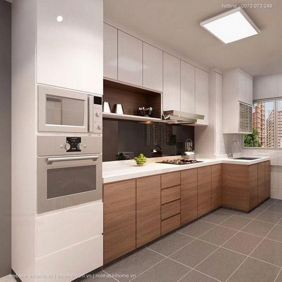 Những căn bếp đẹp mắt và tiện dụng
