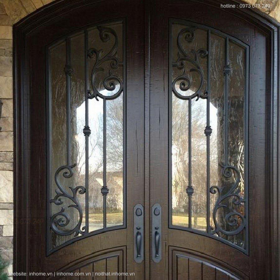 4 điều CẤM KỴ khi mở cửa ra vào