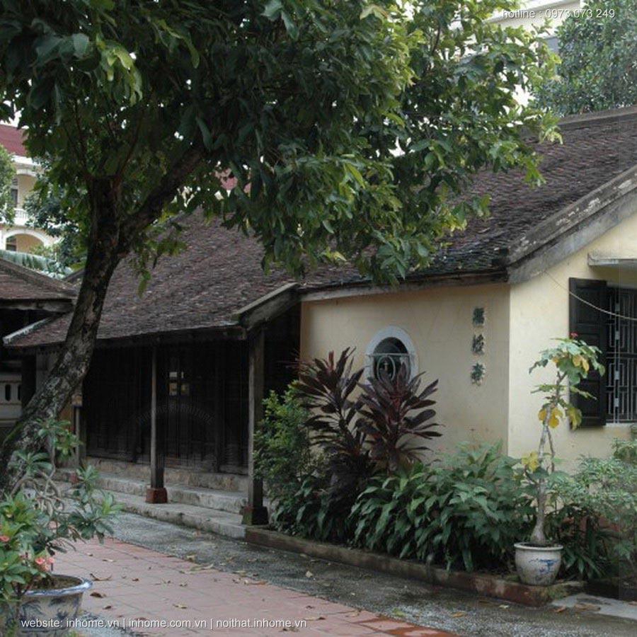 Kiến trúc độc đáo của nhà vườn huế 03