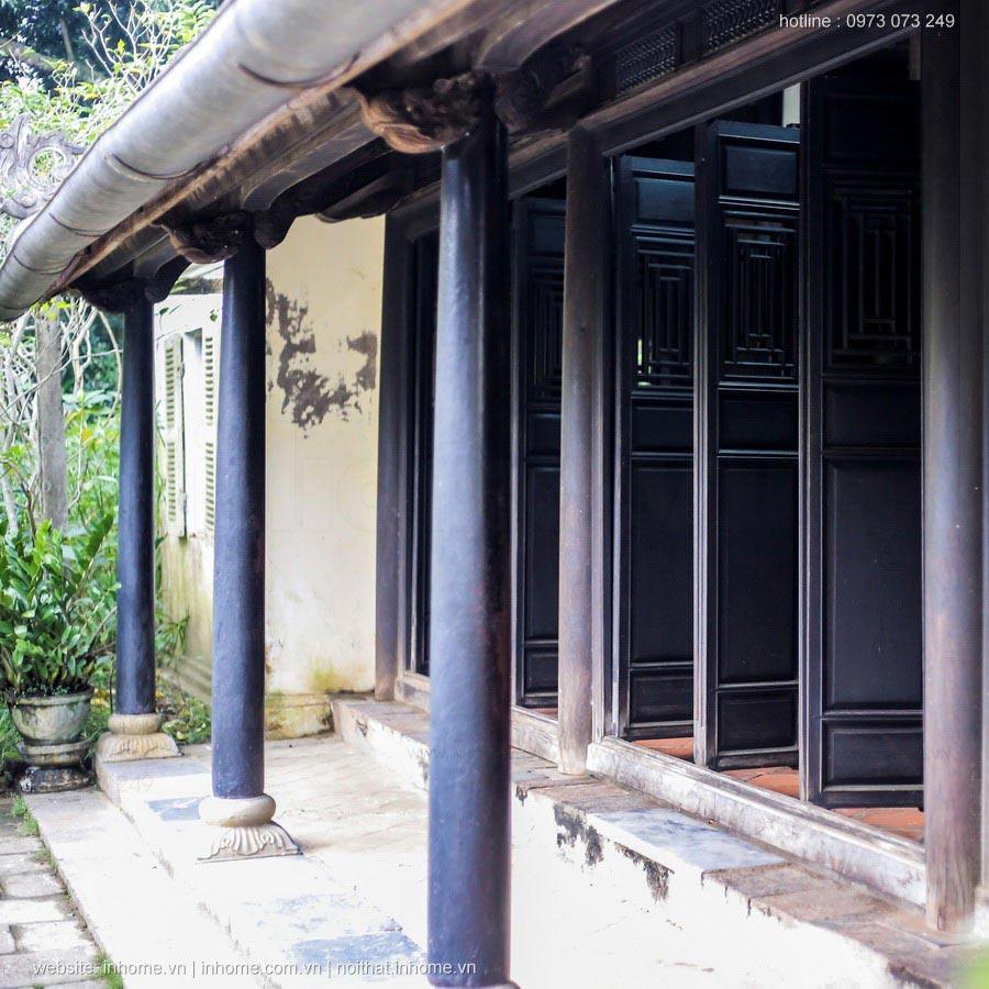 Kiến trúc độc đáo của nhà vườn huế