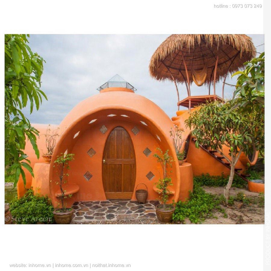 Ngôi nhà 9000$, chi phí thấp nhất mà đẹp