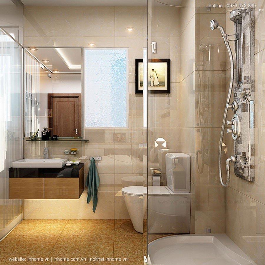 Phong thủy trong phòng tắm