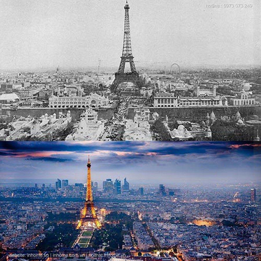 13 thành phố có ngôi nhà chọc trời