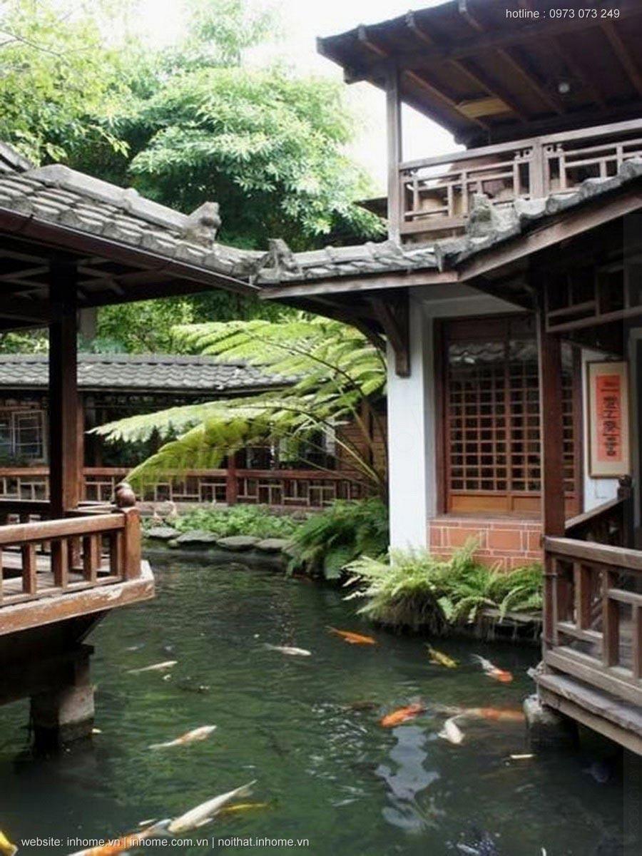 Mẫu nhà phố ở Nhật Bản