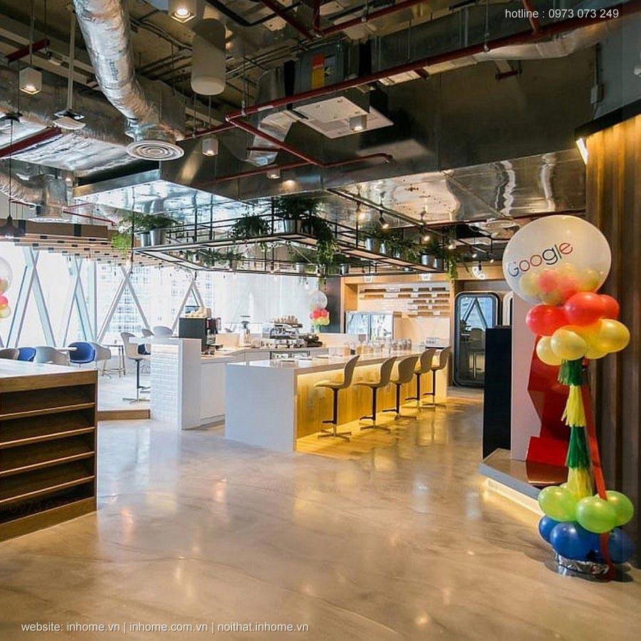 Văn phòng lạ mắt của Google ở Hà Lan