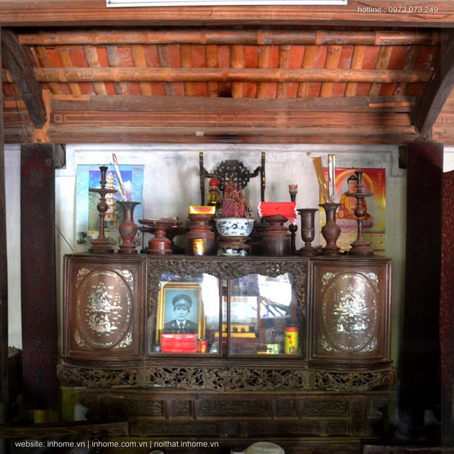 Kiến trúc độc đáo của ngôi nhà 200 tuổi